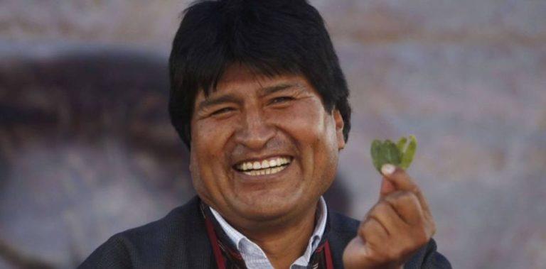 Bolivian President Acknowledges Coca Production Diverted to Black Market