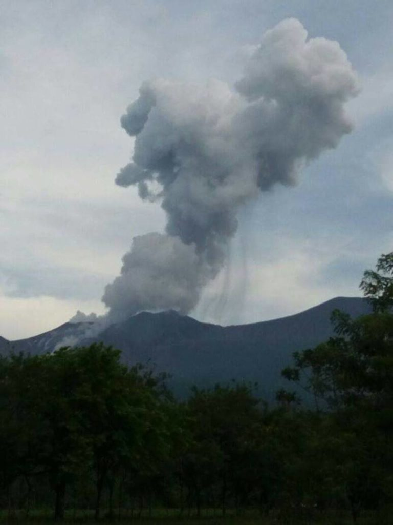 """""""We Cannot Let Down Our Guard,"""" Experts Say On Simultaneous Activity Of Three Volcanos"""