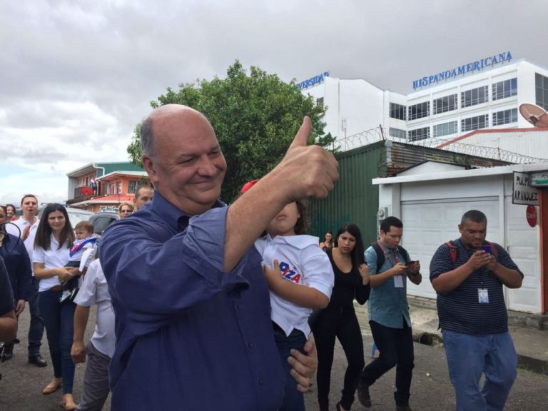 PUSC Elects Rodolfo Piza As Their 2018 Presidential Candidate