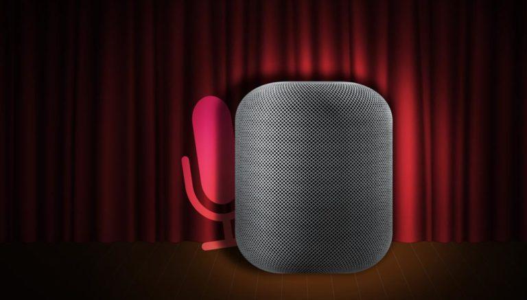 Apple Announces The HomePod