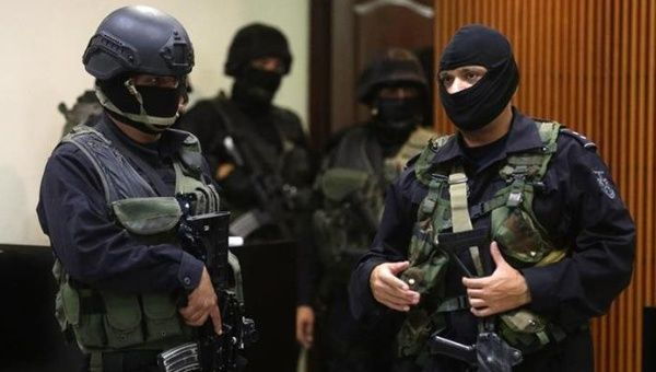El Salvador Cracks Down on Death Squads From Police, Military