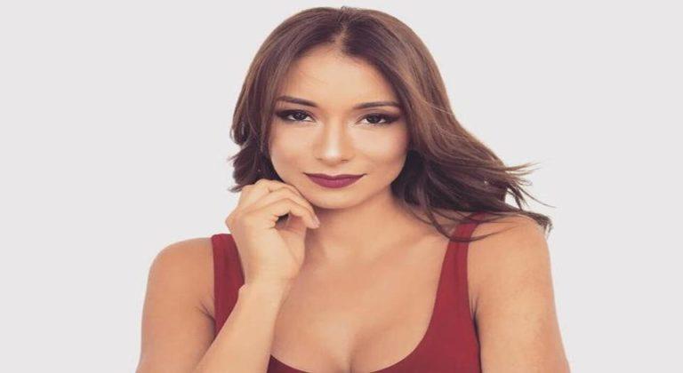"Elena Correa ""Named"" Miss Costa Rica 2017"