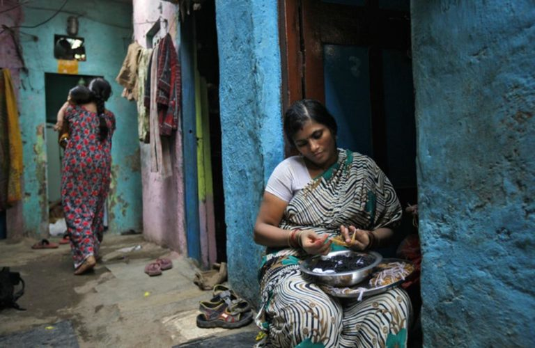 Yes, microlending reduces extreme poverty