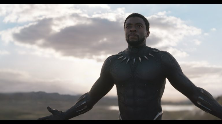 Marvel Launches First 'Black Panther' Trailer