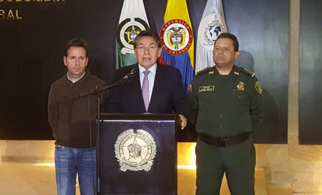 Eight Arrested in Colombia Shopping Mall Bombing