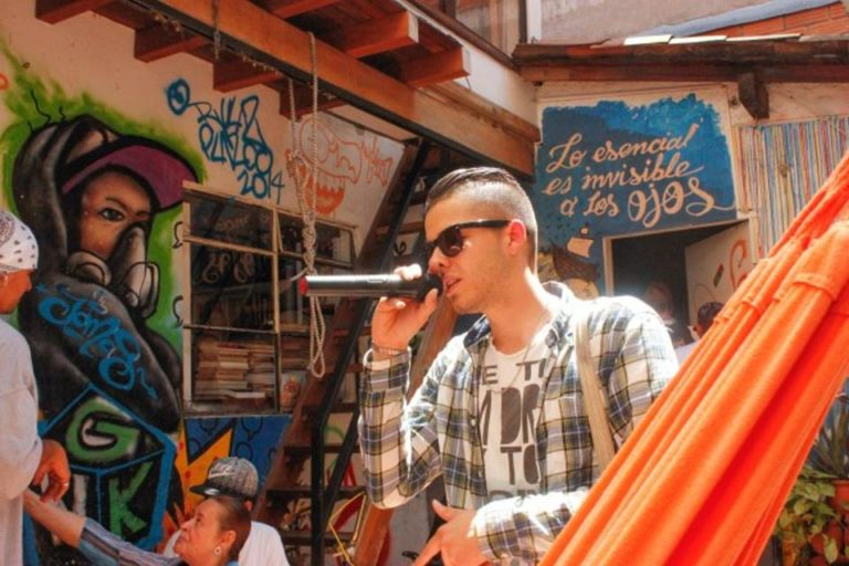 Can Hip Hop Help Stop Gang Violence in Latin America?