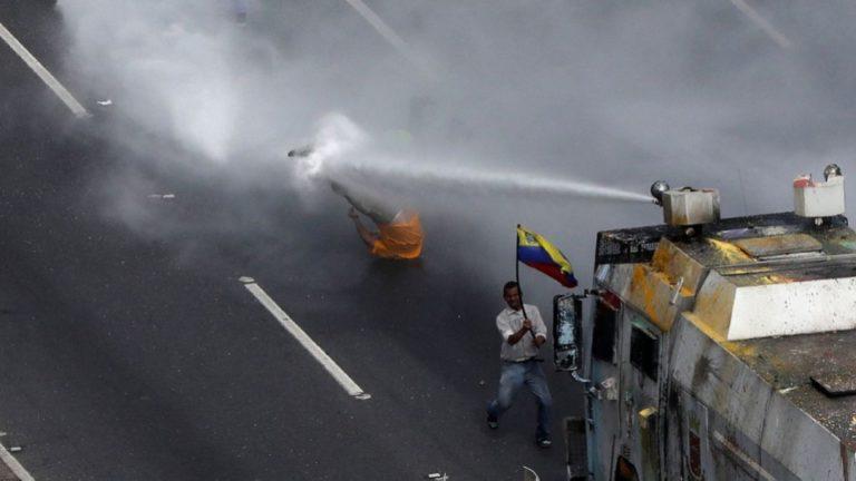 Venezuela on edge as violent protests continue