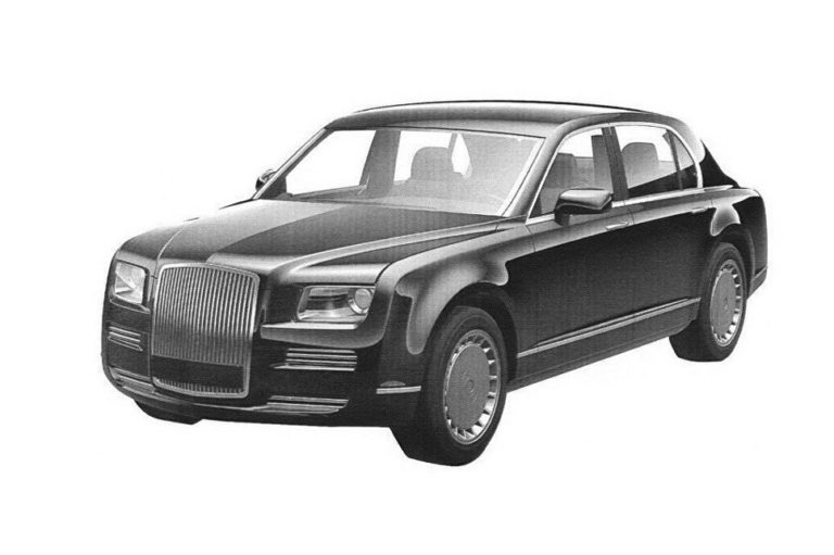 A Look at President Putin's New Wheels