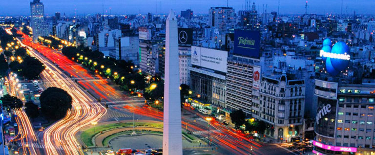 """Buenos Aires, the """"Smartest"""" City in Latin America"""