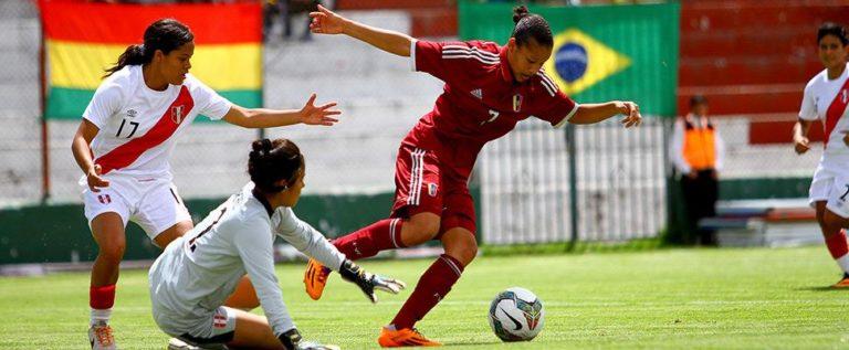 Women´s Football (Soccer) in Latin America
