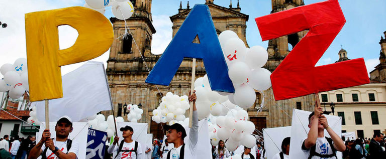 Does the peace treaty with the FARC mean a new future for Colombia?