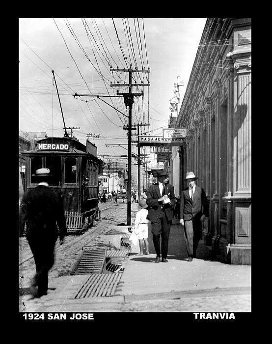 Downtown San Jose 1924