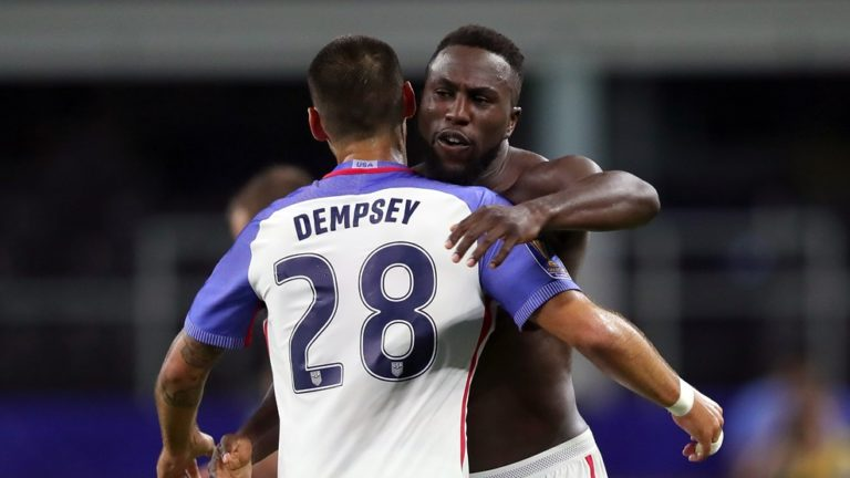 USA Gives Costa Rica First Warning After 2-0 Win In Gold Cup 2017 Semi-Final