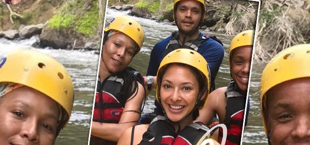 """Trevor Noah and Jordyn Taylor In Costa Rica & The Meaning of """"Covfefe"""""""