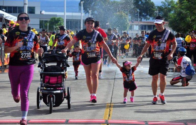 Bomberos Race Raises Funds For Homeless Family