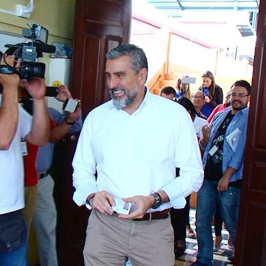 Otto Guevara Heads Into His Fifth Consecutive Campaign To Be President of Costa Rica