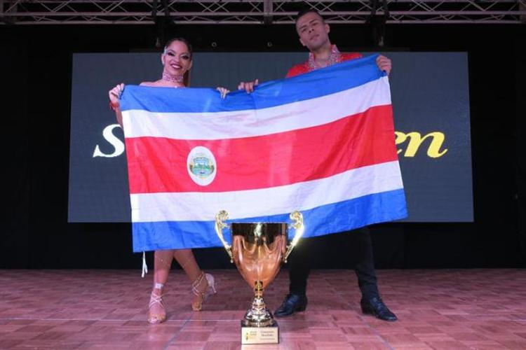 Costa Rican Couple Take Crown in World Open Salsa Championship