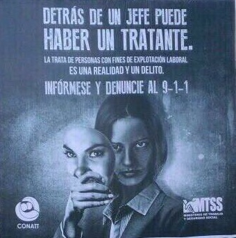 MTSS Says It Never Authorized Use of Logo On Stop Human Trafficking Advertising