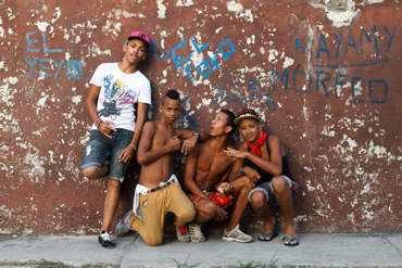 Cuban Teenagers and their Foolishness