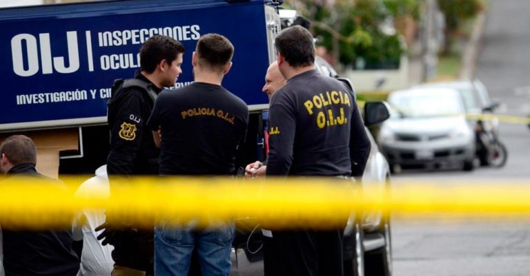 Costa Rica Report Blames 'Organized Crime' for Spike in Homicides