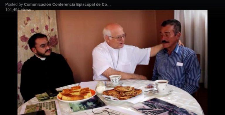 Church Apologizes to Don Evangelista and Returns Him to Zarcero Park