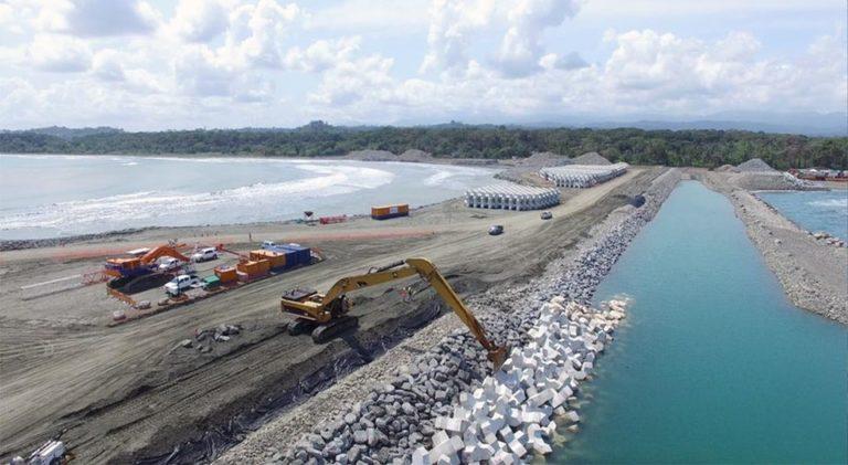Moín Megaport Opening Postponed Until 2019