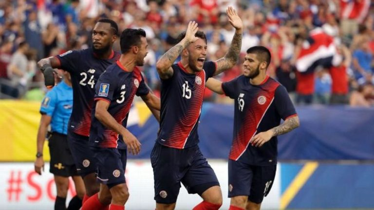 Costa Rica To Face U.S. In Gold Cup Semifinals After With Panama