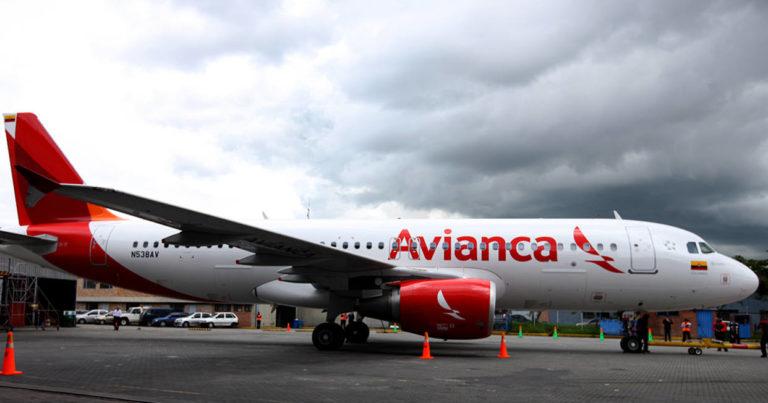 Avianca Suspends Venezuela Flights Starting Today