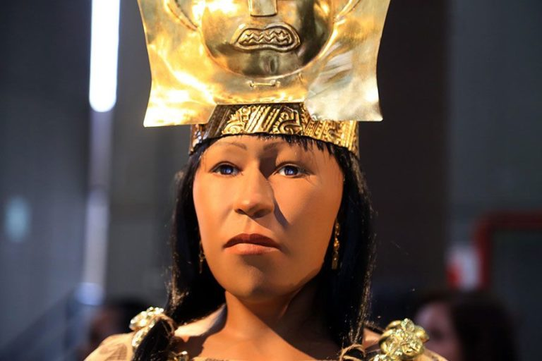 Face of the woman who ruled Peru 1,700 Years ago revealed