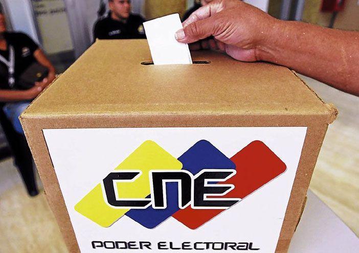 Seven Million Venezuelans In Symbolic Referendum Vote