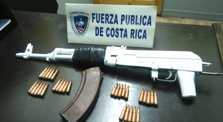Suspects Carrying AK-47 Freed Due To Alleged Police Error