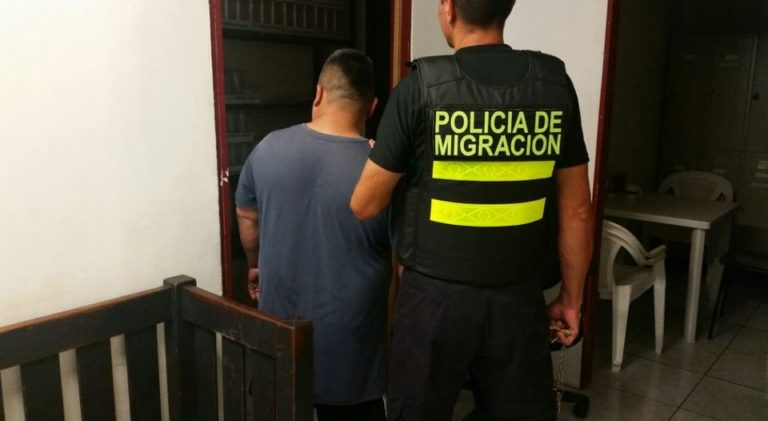 Sala IV Rejects Writ of Habeas Corpus By Foreigner To Avoid Deportation