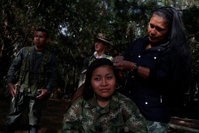 Colombian militants have a new plan for the country, and it's called 'insurgent feminism'