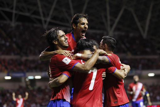 Costa Rica-US World Cup Qualifier To Be in New Jersey