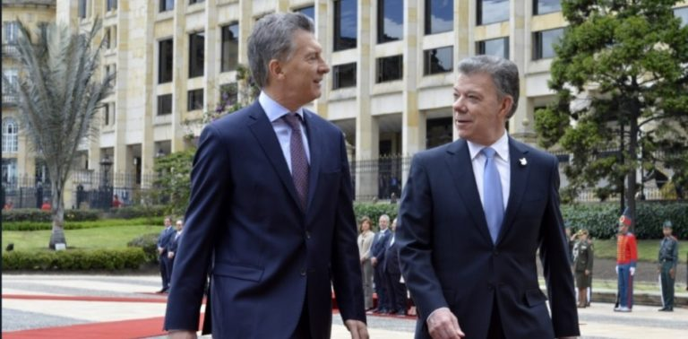 Presidents of Colombia, Mexico and Argentina Are Negotiating Exit of Venezuela's Nicolas Maduro