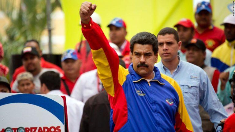 Maduro Makes Venezuela's Dictatorship Official