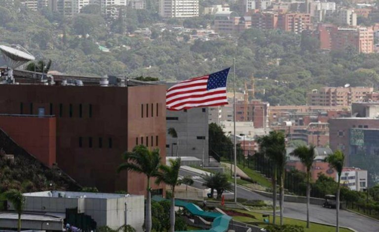 US Embassy in Venezuela Issues Warning of Nationwide Military Drills Arming Citizens