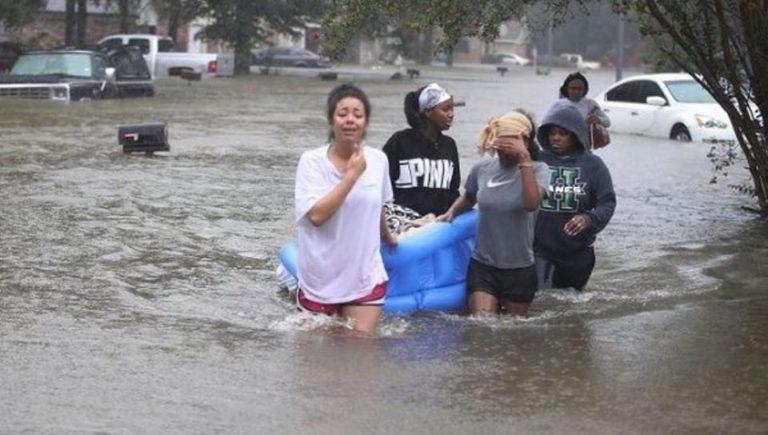 Venezuela to Donate $5 Million to Harvey Victims in Texas
