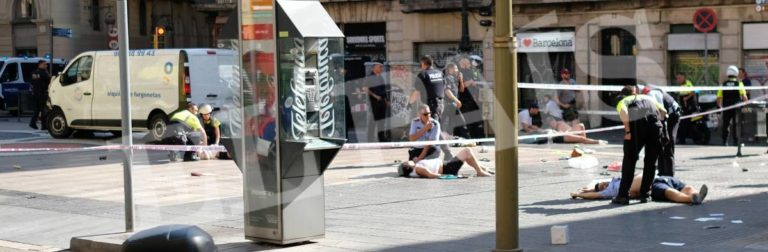 """Two Costa Ricans Suffered """"Minor Injuries"""" In the Barcelona 'Terrorist' Attack"""
