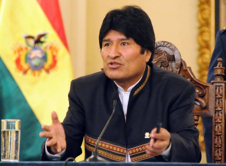 Morales: Trump, KKK Promoter, Can't Lecture Latin America