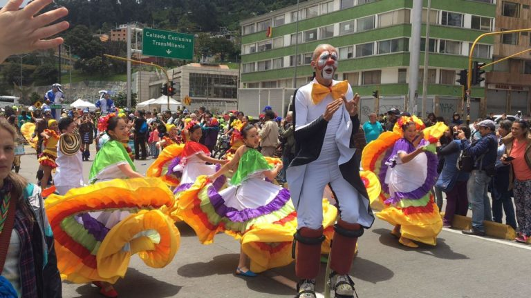 Bogotá Celebrates 479th!