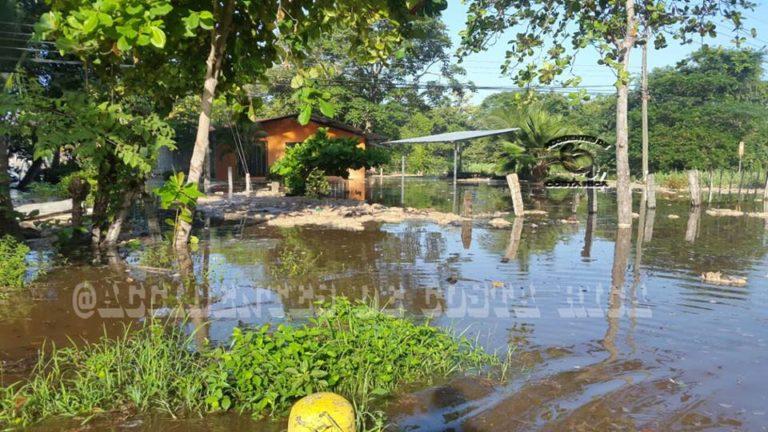 High Tide Floods Caldera