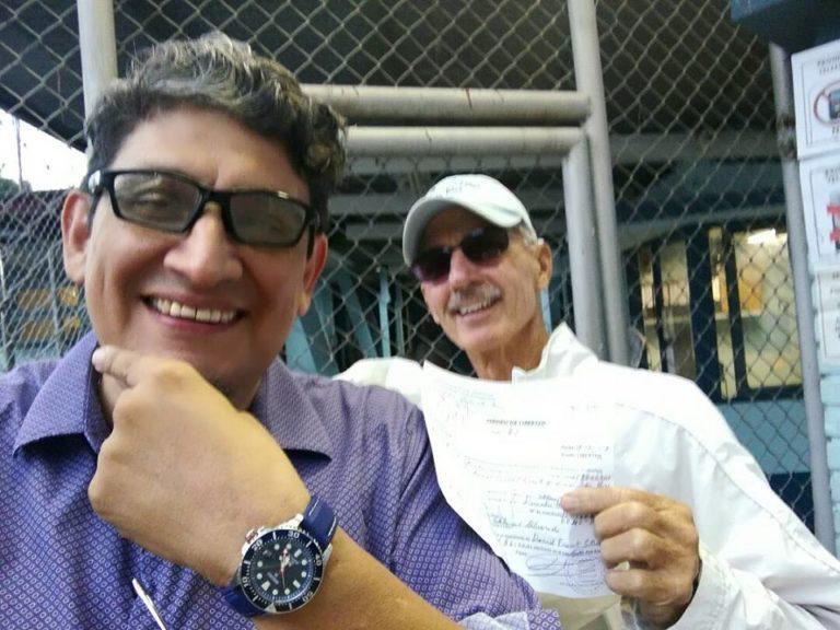 David Strecker, aka Cuba Dave Acquitted