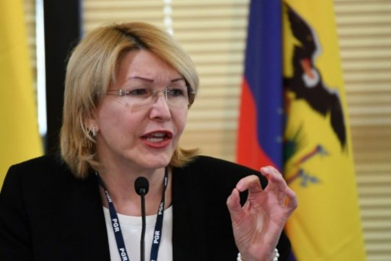 Venezuela's Ousted Prosecutor In Costa Rica To Denounce Human Rights Violations In Her Country