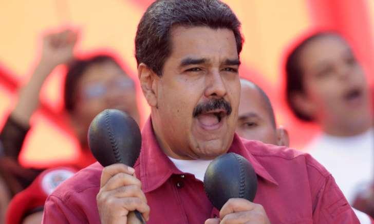 Maduro strips Venezuela's parliament of power