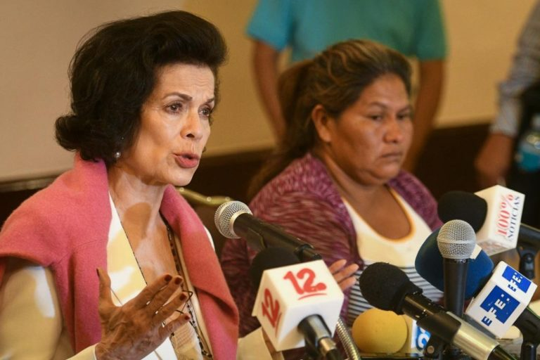 Bianca Jagger and Amnesty International Begin Global Campaign to Repeal the Nicaragua Canal Law