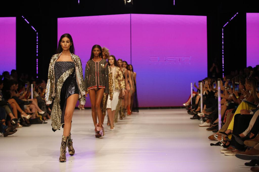 Last Day For The Mercedes Benz Fashion Week San Jose Mbfwsj 2017 Event Q Costa Rica