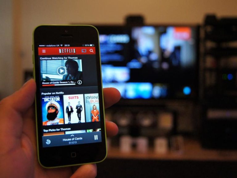 Government Proposes To Charge A 15% Tax For Using Services Like Netflix