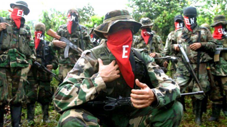 Despite Peace Talks, ELN Guerrillas Continue Expansion