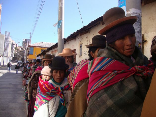 """""""I'll Tell You a Story"""" – Violence Against Women in Peru"""